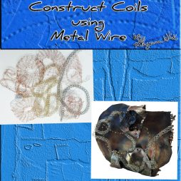 Construct Coils using Metal Wire site crop