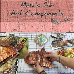 Metals for Art Components cover cropped