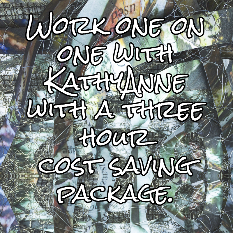 One on One with KathyAnne 3 Hour Package
